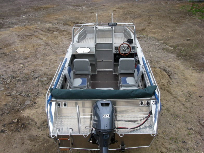 Лодка джонбот своими руками